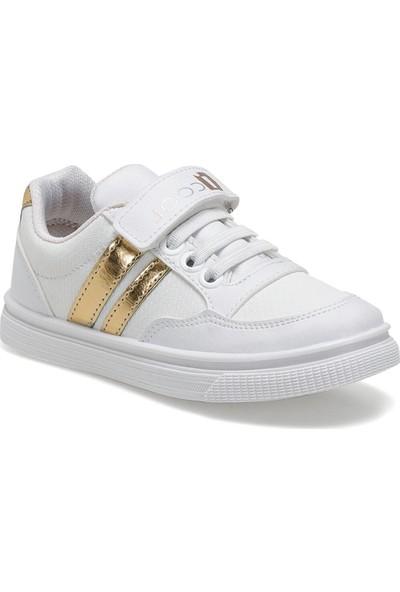 I Cool TALU B Beyaz Kız Çocuk Sneaker Ayakkabı