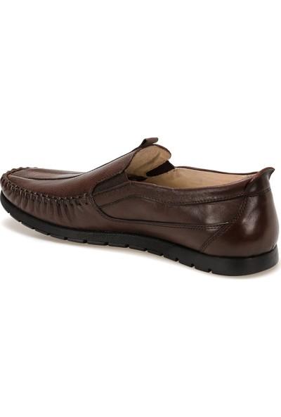 Flogart G-143 Kahverengi Erkek Klasik Ayakkabı