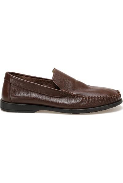 Flogart G-170 Kahverengi Erkek Klasik Ayakkabı