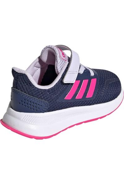Adidas RUNFALCON Lacivert Kız Çocuk Koşu Ayakkabısı