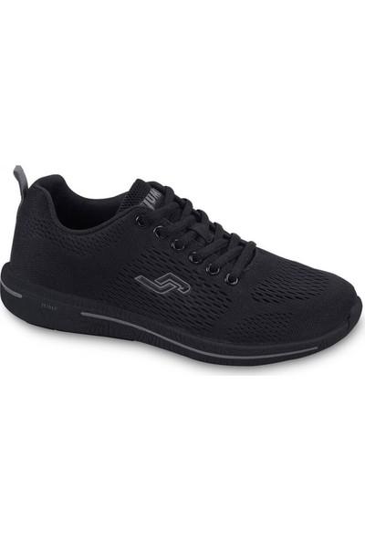 Jump 24938 Siyah Erkek Spor Sneaker Ayakkabı