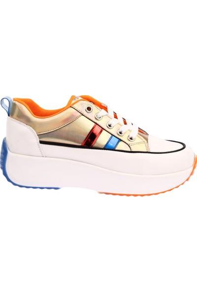 Dgn 2023 Kadın Sneakers Spor Ayakkabı 20Y