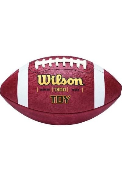 Wilson 1300 Tdy Youth Traditional Amerikan Futbol Topu WTF1300B