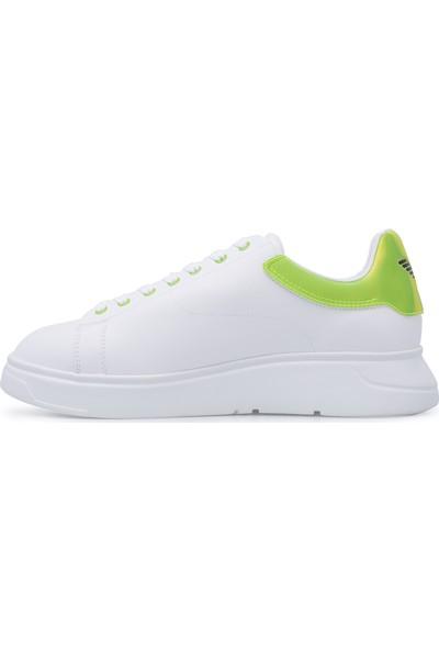 Emporio Armani Erkek Ayakkabı X4X264 XM228 A133
