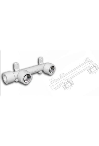 "Fırat Pprc 20 mm-1/2"" Klozet Bağlantı Seti"
