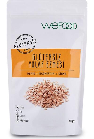 Wefood Glutensiz Yulaf Ezmesi 300 gr