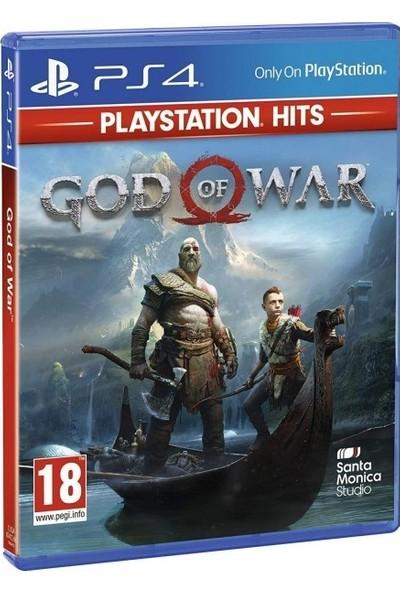 Santa Monica God Of War Hits PS4 Oyun