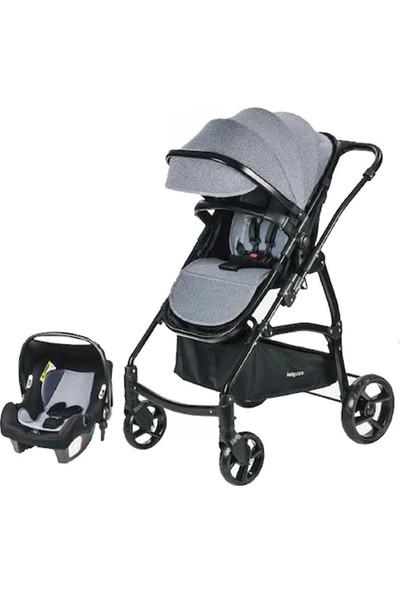 Baby Care BC41 Astra Safe Trio Puset Siyah - Gri