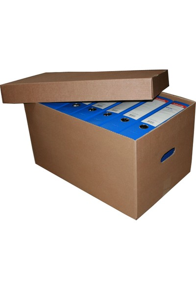 Kolideposu Arşiv Kutusu (7 Adet Klasör İçin) 10 Adet