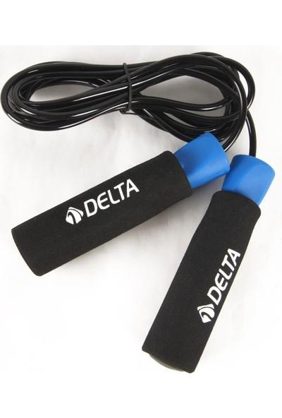 Delta Deluxe Sünger Tutamaçlı Rulmanlı Ayarlanabilir Atlama Ipi