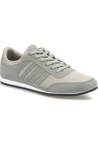 Polaris 356514.M Gri Erkek Sneaker Ayakkabı 43