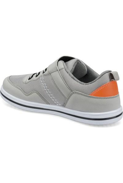 Polaris 512532.G Gri Erkek Çocuk Sneaker Ayakkabı 39