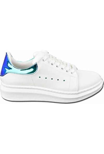People Ayakkabı Yeşil Hologram 018-20Y