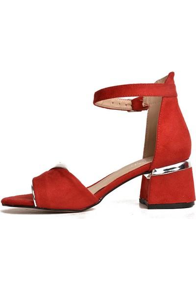 Lizette Topuklu Ayakkabı 625-9Y