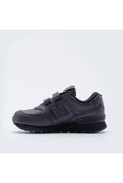 New Balance 574 Siyah Çocuk Ayakkabı
