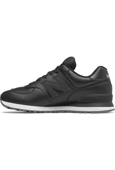 New Balance 574 Siyah Spor Ayakkabı