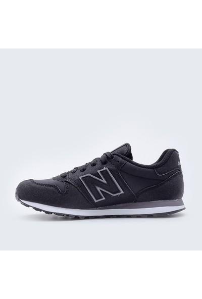 New Balance 500 Siyah Spor Ayakkabı
