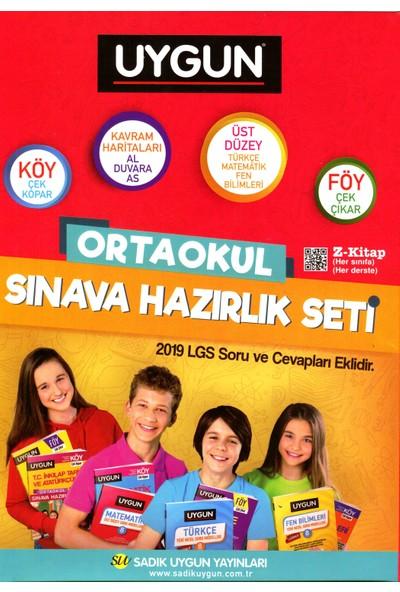 Sadık Uygun Yayınları Ortaokul Hazırlık Seti