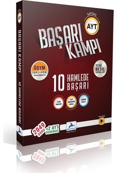 Paraf Yayınları AYT Sayısal 10 Hamlede Başarı Kampı + 2 AYT Denemesi