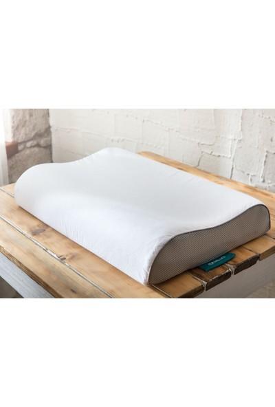 Othello Medica Airmed Yastık 60 x 45 cm Baş ve Boyun Destek Yastığı Visko Elastik Hava Kanallı