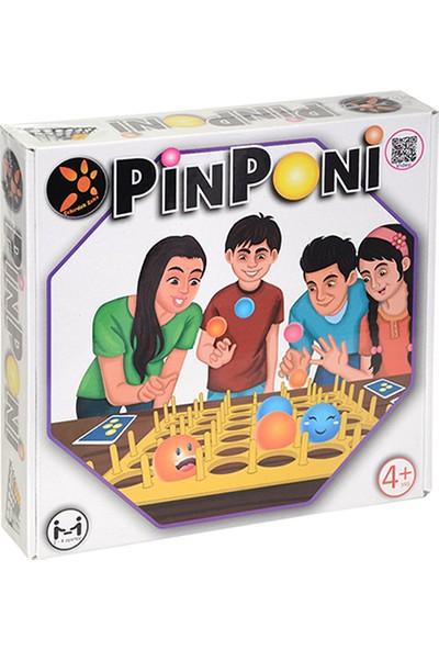 'Çekirdek Zeka Eco Pinponi Oyunu 9810
