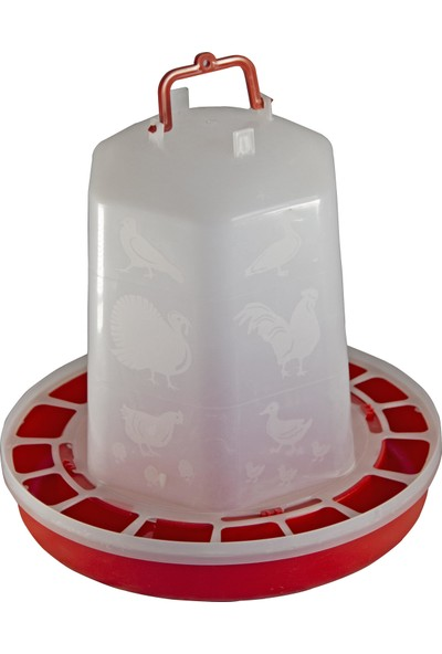 Namver Kuş Tavuk Suluk Plastik Askılı 15 lt Suluk