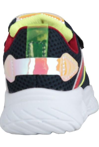 Ayakland Alessio 06 Günlük Kız Erkek Çocuk Spor Ayakkabı Lacivert