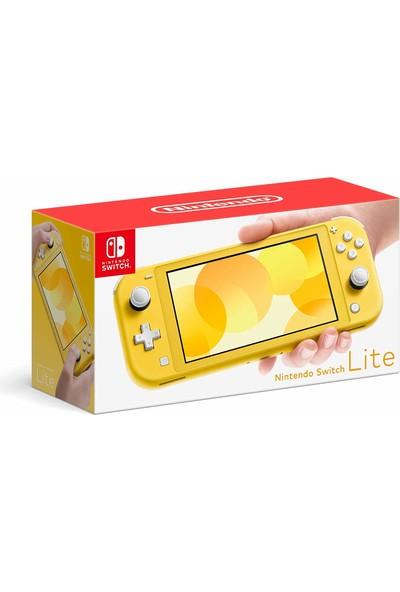 Nintendo Switch Lite Konsol Sarı (Resmi Distribütör Ürünü)