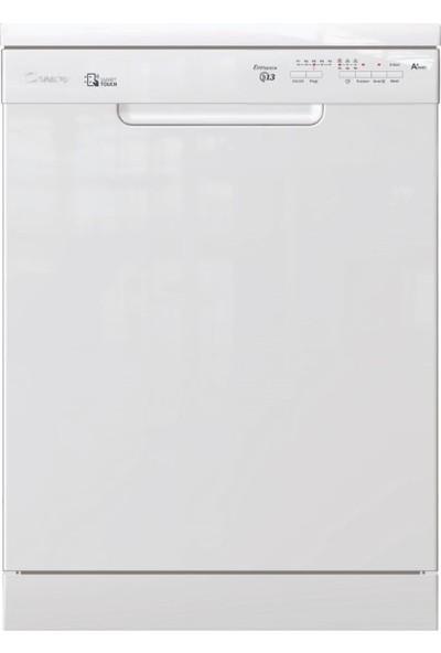 Candy CDPN 1L390SW A+ Sınıfı 5 Programlı NFC Bağlantılı Bulaşık Makinesi
