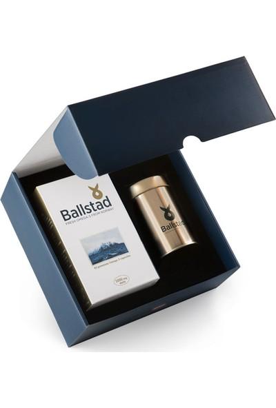 Ballstad Omega 3 - 1050 mg Norveç Balık Yağı Kapsül