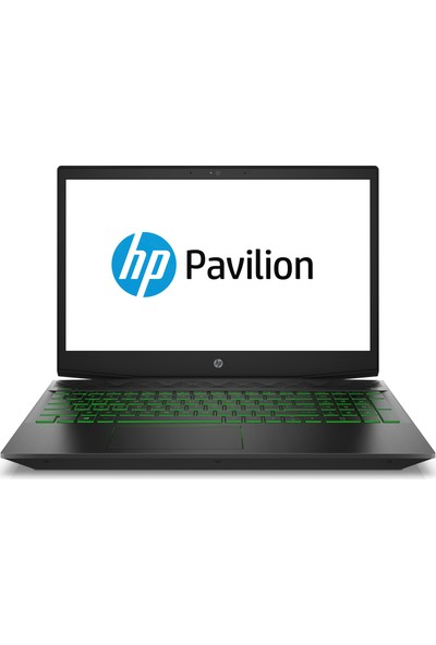 "HP Pavilion 15-CX0043NT Intel Core i5 8300H 8GB 256GB SSD GTX1050Ti Windows 10 Home 15.6"" FHD Taşınabilir Bilgisayar 9FD92EA"