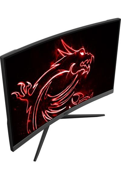 "MSI Optix G27CQ4 27"" 165Hz 1ms (HDMI+Display) FreeSync Curved QHD Monitör"