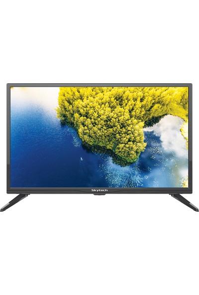 """Skytech SLT-2430C 24"""" 61 Ekran Full HD Dahili Uydu Alıcılı LED TV"""