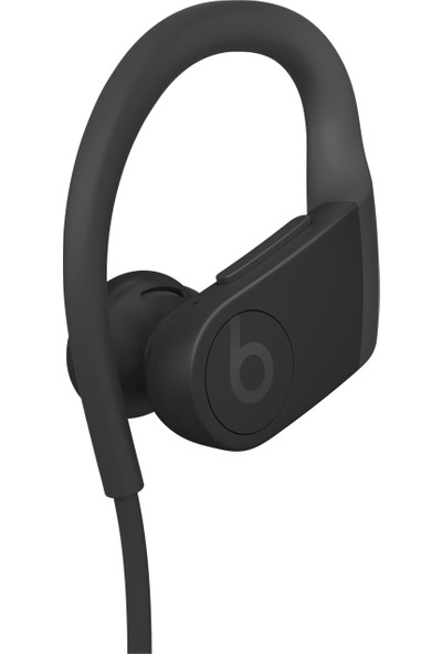 Powerbeats Yüksek Performanslı Kablosuz Kulak İçi Kulaklık - Siyah MWNV2EE/A