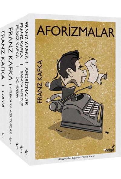 Franz Kafka Dünya Klasikleri Seti (5 Kitap Takım) - Franz Kafka