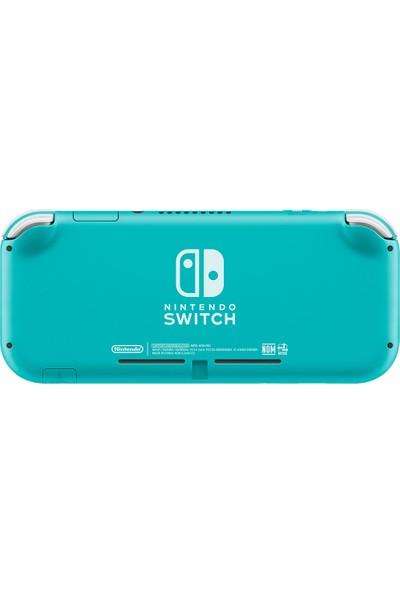 Nintendo Switch Lite Konsol Turkuaz (Resmi Distribütör Ürünü)