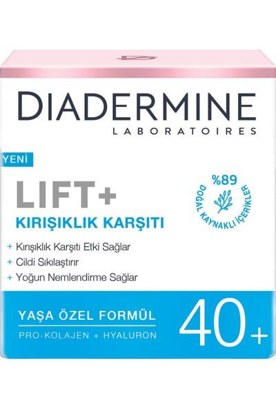 Diadermine Kırışıklık Karşıtı Krem Lift+ 40+