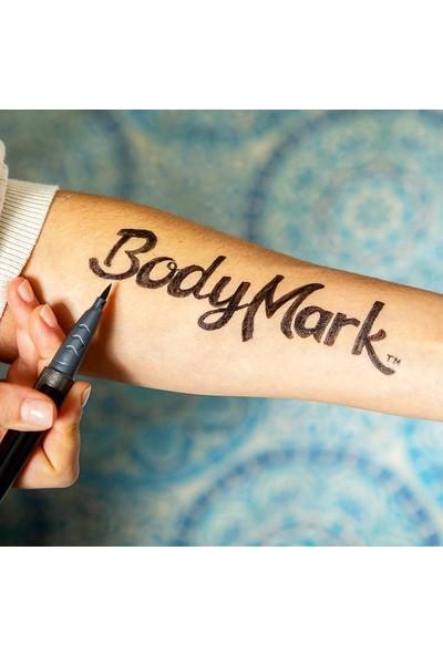 BIC BodyMark Geçici Dövme Kalemi, Siyah 1'li Blister