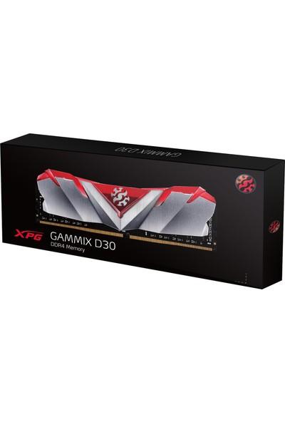 Adata XPG Gammix D30 8GB 3000MHz DDR4 Ram (AX4U300038G16A-SR30)