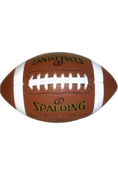 Wilson Spalding Composite 62-962Z Soft Tack Amerikan Futbol Topu