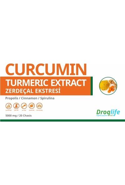 Droqlife Curcumin Extract 20 Chasis