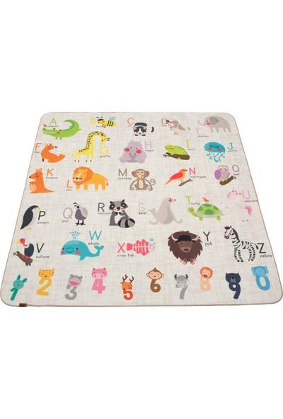 Hamur Bebek Çocuk Oyun Matı Animals