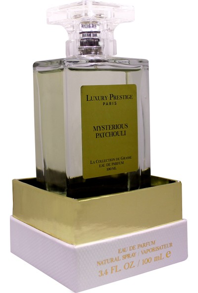 Luxury Prestige Mysterious Patchouli 100 ml Parfüm