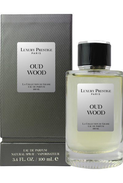 Luxury Prestige Oud Wood Parfüm 100 ml