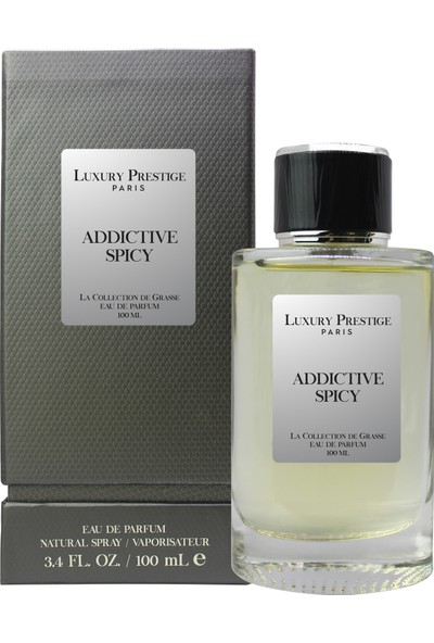 Luxury Prestige Addictive Spicy Parfüm 100 ml