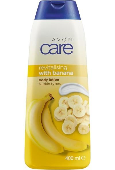 Avon Care Revitalising Muz Özlü Vücut Losyonu 400 ml