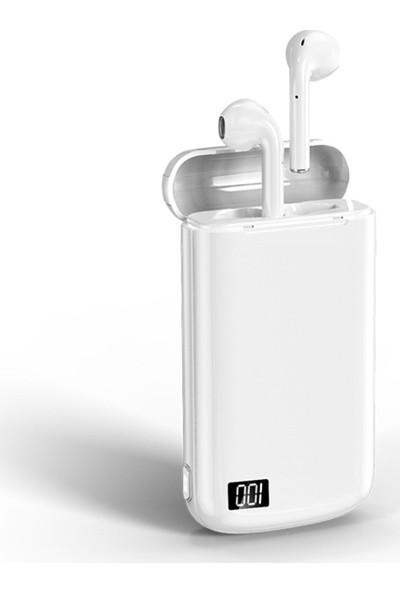 JPT A5 Tws 2020 3600 Mah Powerbankli Bluetooth 5.0 Kulaklık