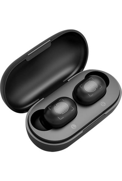 Haylou GT1 Plus TWS Kablosuz Bluetooth Kulaklık - Qualcomm aptX -Siyah