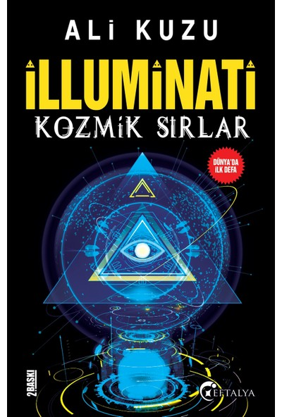 İlluminati Kozmik Sırlar - Ali Kuzu