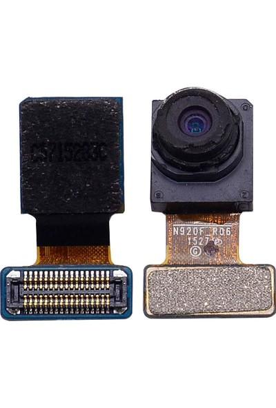 Ekranbaroni Samsung Galaxy N920 Note 5 Ön Kamera Flex
